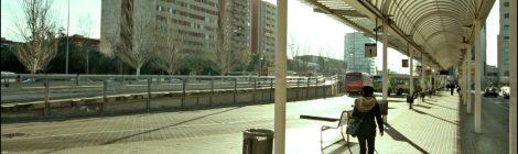 La nova muralla de la primera corona en transport públic