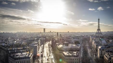 Barcelona = 70% París