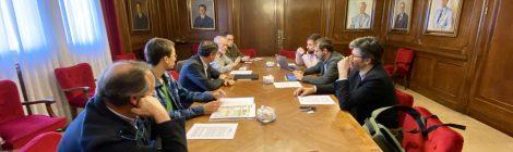 El Departament de Territori es troba amb la plataforma FEMvallès per tractar les al·legacions al Pla de Mobilitat del Vallès