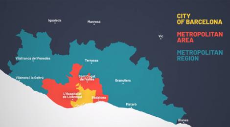 Barcelona: ciutat o metròpoli global?