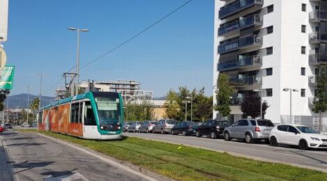 Un tramvia per la Gran Via