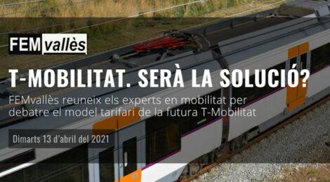 [Vídeo] Debat d'experts: T-Mobilitat, serà la sol·lució?