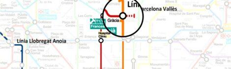 [Vídeo] Millora de la connexió de les línies Vallès i Llobregat-Anoia d'FGC